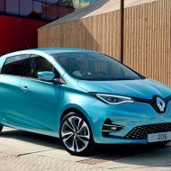 Renault Zoe 2020: все подробности о новом поколении