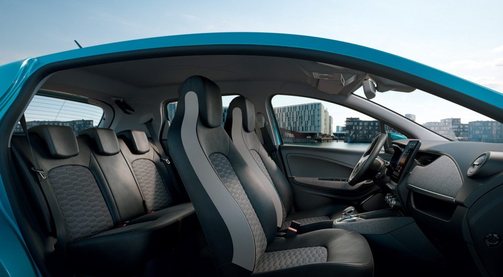 Renault Zoe 2019