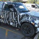 Land Rover Defender 2020: фото, характеристики