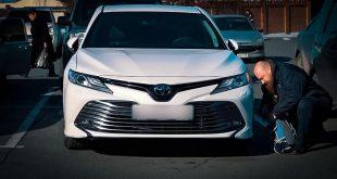 Как угнать Toyota Camry за 180 секунд?