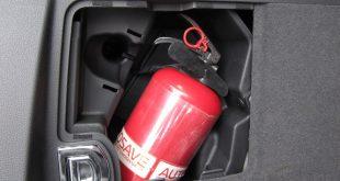 Как выбрать огнетушитель в машину?