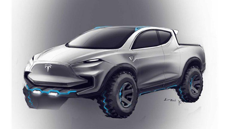 Tesla PickUp 2020: цена и другие подробности