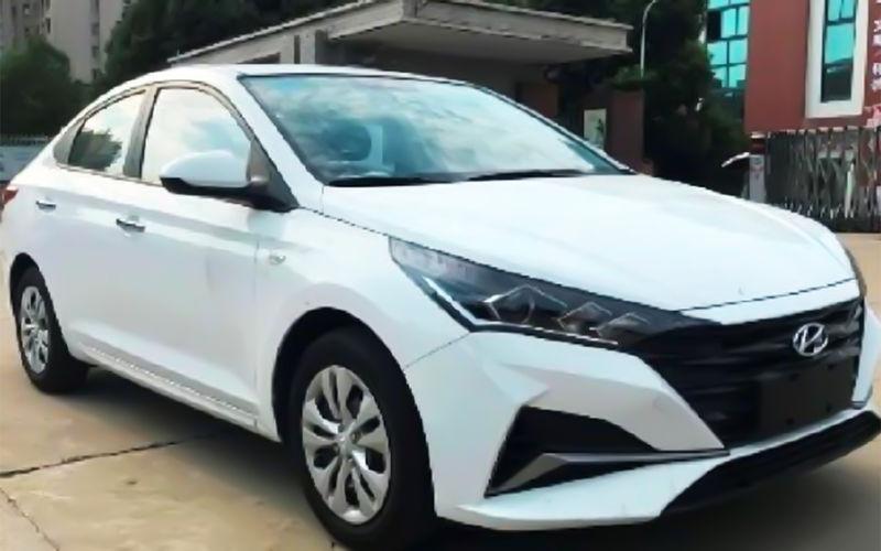 Новый Hyundai Solaris: первые фото и технические подробности