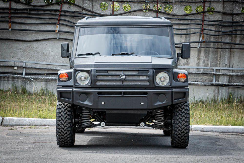 Lada Stalker (Апал-21541) - пластиковый внедорожник за 1 200 000 руб