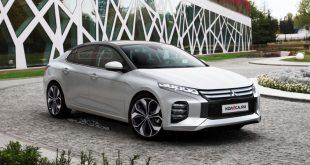 Mitsubishi Lancer Evolution 2020