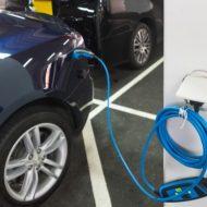 Электромобили хотят освободить от транспортного налога
