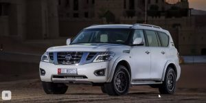 Nissan Patrol 2020: фото и характеристики