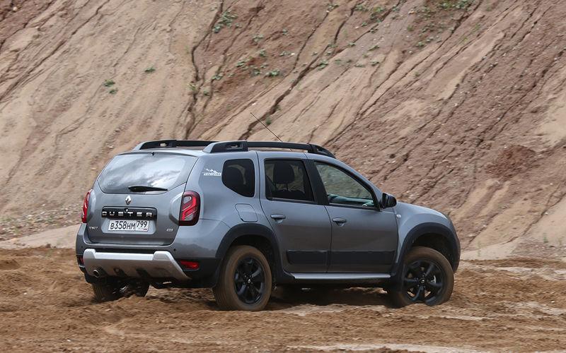 Renault Duster: рассчитываем стоимость содержания на 3 года