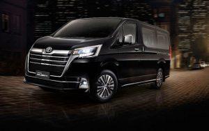 Toyota Majesty 2019: фото, характеристики и цена