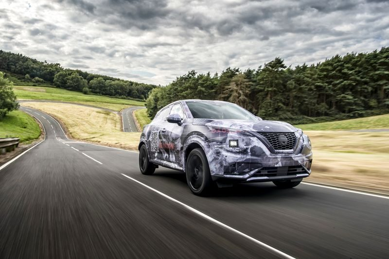 Nissan Juke 2020: фото