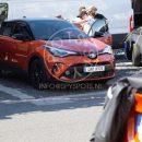 Toyota C-HR 2020: фото и характеристики