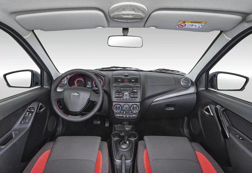 Новая Lada Granta Drive Active: все подробности