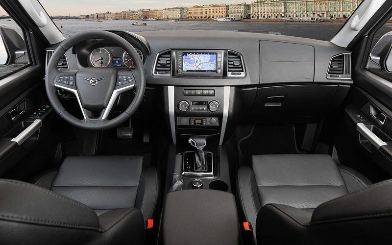 Новый Уаз Патриот 2019 в новом кузове с автоматом цена
