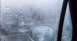 Что запрещено делать, если запотели окна в автомобиле?