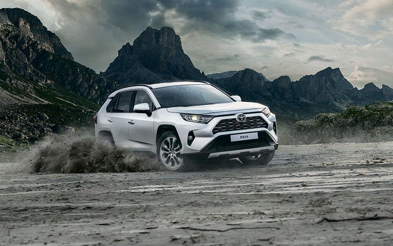 Тойота Рав 4 2019: цена и другие подробности о автомобиле для России