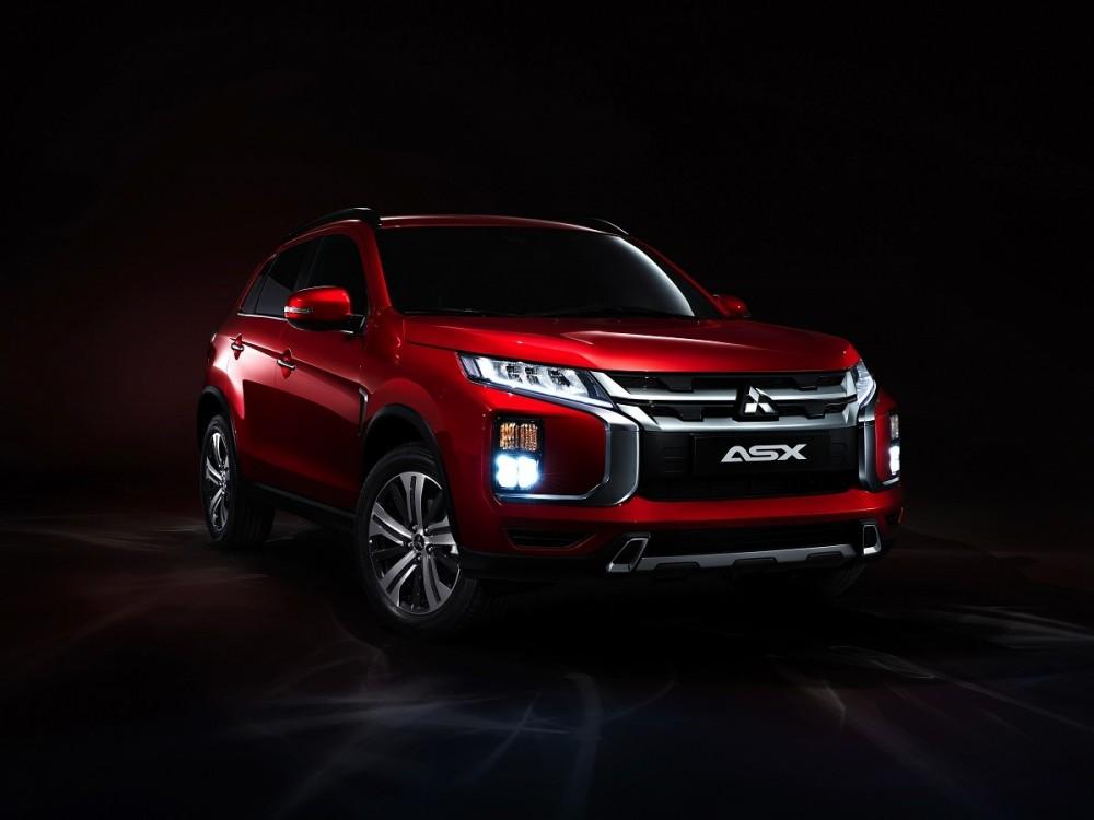 Mitsubishi ASX 2020: отличия и другие подробности