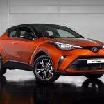 Новая Toyota C-HR 2020 для России: отличия