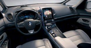 Renault Espace 2020: фото, характеристики