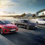 Киа Стингер 2020 новый кузов фото комплектации и цены в России