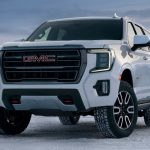 """Новый GMC Yukon: """"ураганный разворот"""" и другие подробности"""