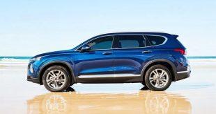 Hyundai Santa Fe 2021: первые фото и подробности
