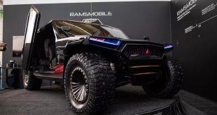 Ramsmobile Protos - «Хаммер» по-белорусски