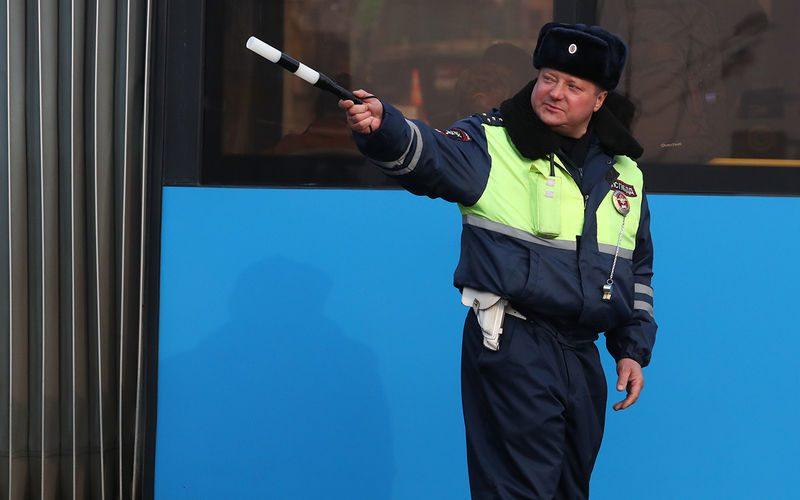 Как отличить настоящего инспектора ГИБДД?