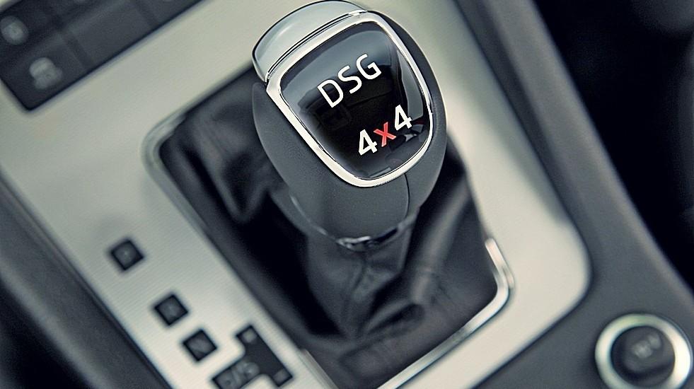 Как правильно ездить на коробке DSG?