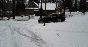 В Подмосковье водителей штрафуют за парковку у домов