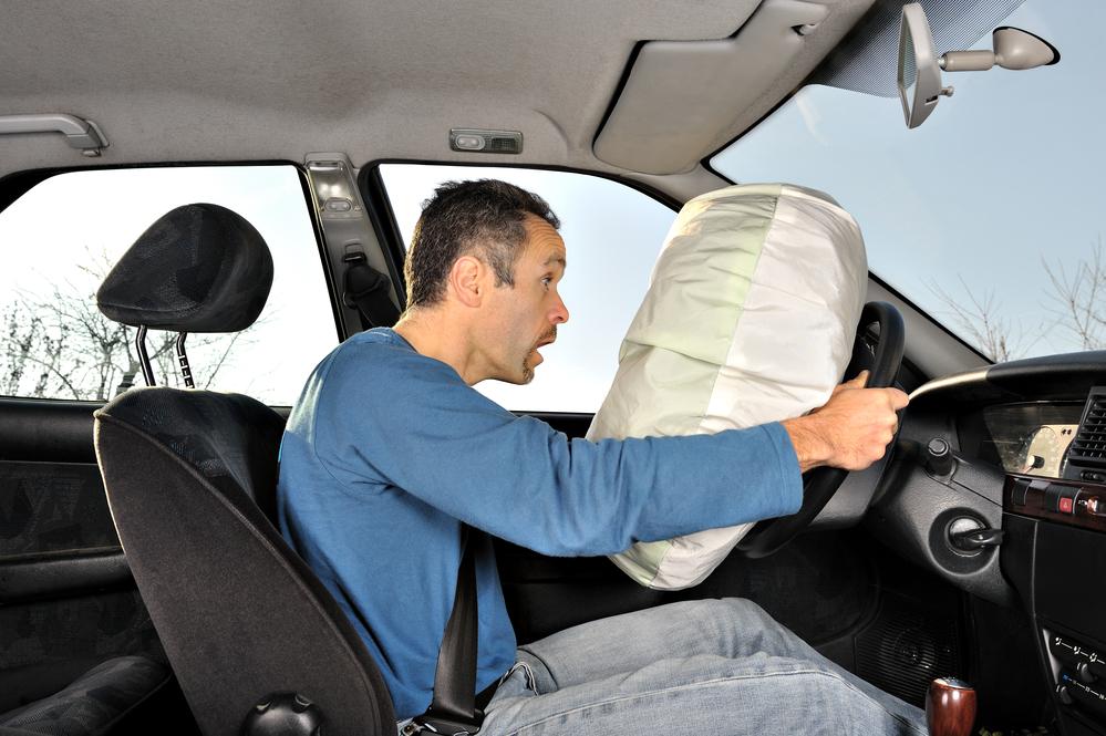 Как проверить: срабатывали ли подушки безопасности на автомобиле?