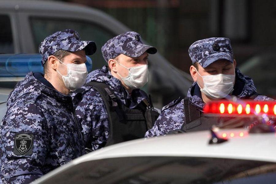 В Москве и области с 13 апреля вводят пропускной режим