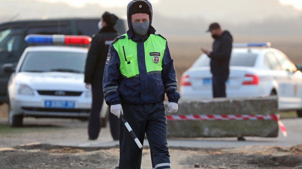 В Москве начали облаву на водителей из-за коронавируса