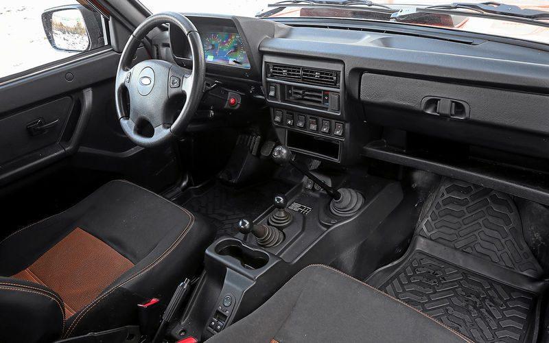 Обновленная Lada 4x4: главные отличия