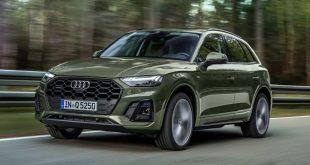 Audi Q5 2021: цена, фото и характеристики