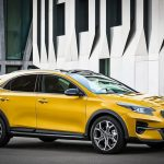 Новый Kia XCeed 2020 цена и комплектация