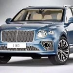 Bentley Bentayga 2021: фото и характеристики