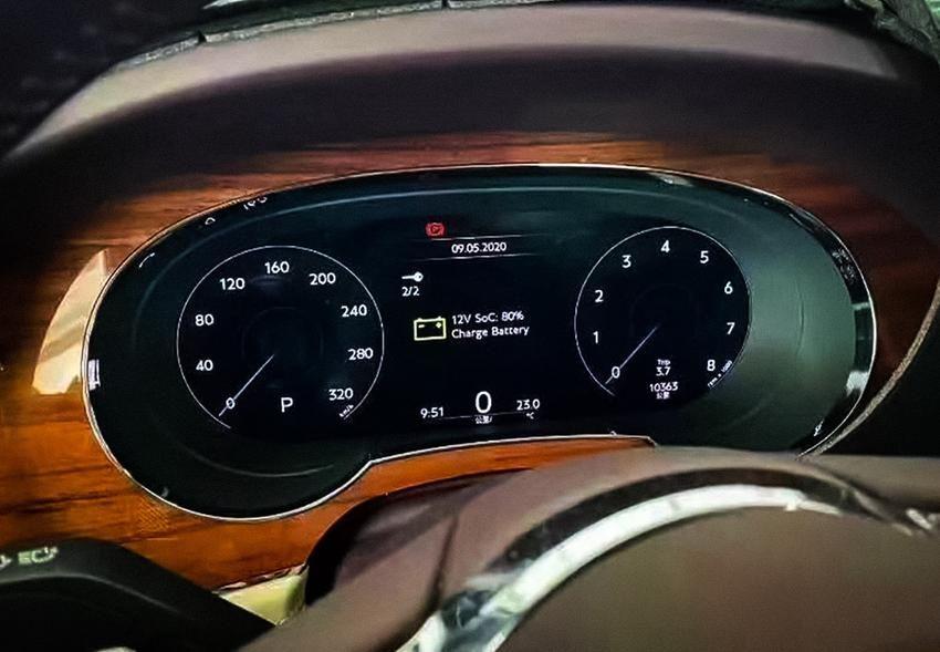 Bentley Bentayga 2021: фото и характеристики