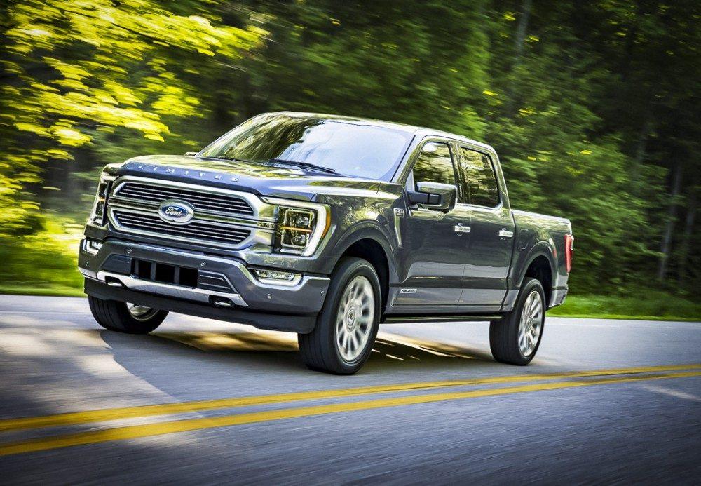Ford F-150 2021: фото, характеристики