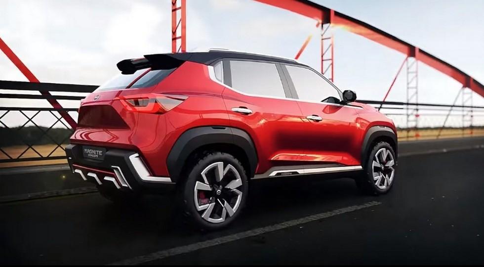 Nissan Magnite: цена, характеристики и фото