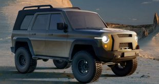 Новый УАЗ Хантер: фото и технические подробности