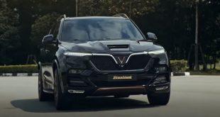 VinFast President - подробности о вьетнамском BMW X5