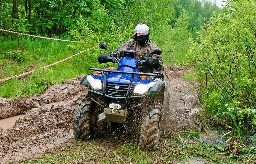 Правила регистрации квадроциклов, снегоходов и тракторов в России