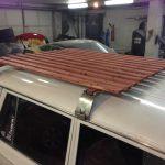 Штраф за установку самодельных багажников на крышу автомобиля