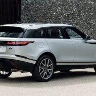 Range Rover Velar 2021: фото и характеристики