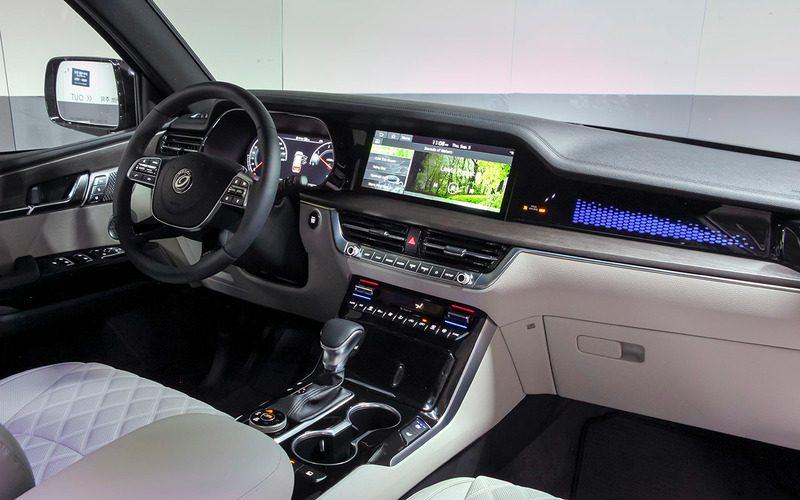 Новый Kia Mohave в России: старт продаж