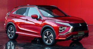 Mitsubishi Eclipse Cross 2021: отличия