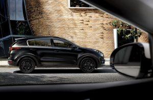 Kia Sportage Black Edition: отличия и цена