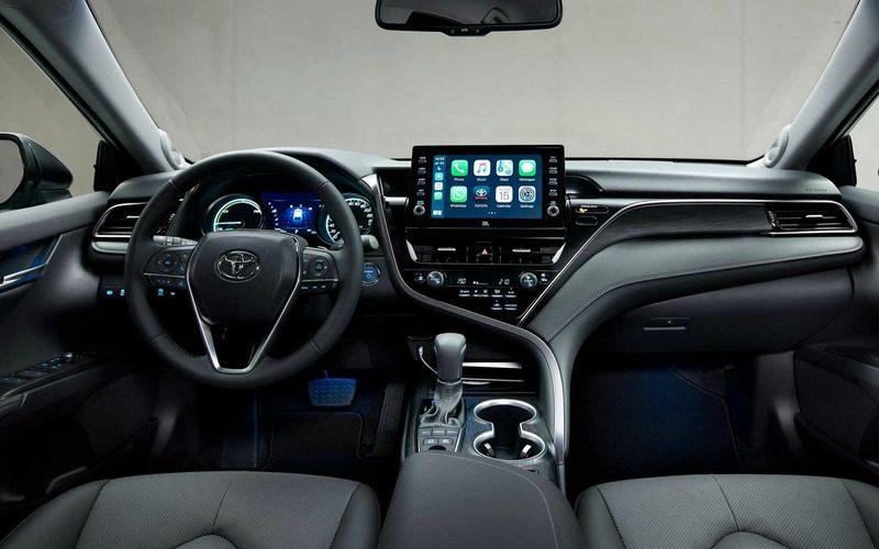 Тойота Камри 2021 новый кузов комплектации и цены фото