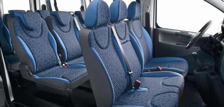 лучшие микроавтобусы для путешествий семьей