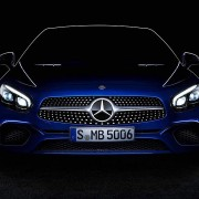 Новый Mercedes-Benz SL: фото